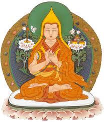 Lama Tsong Khapa.